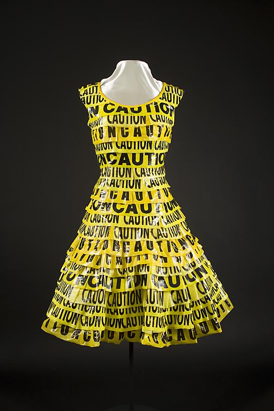 Caution Dress