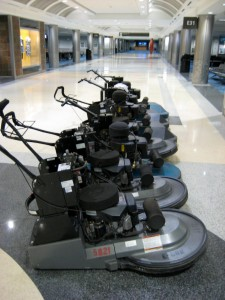 Floor Polishing Equipment