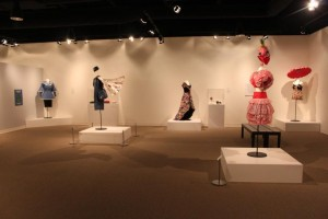 Exhibition of Recycle Runway Garments