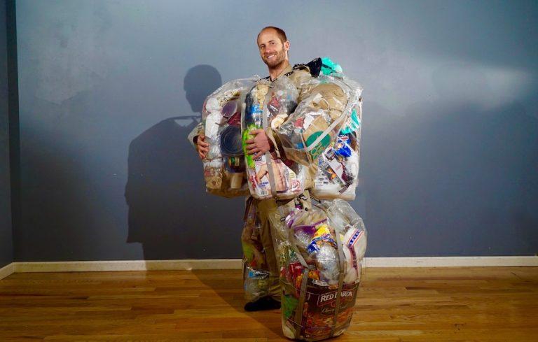 The Trash Man's Suit
